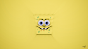 Spongebob Squarepants Backdrop by TheBigDaveC