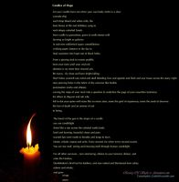 Candles of Hope by Rosary0fSighs