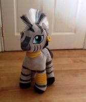 Zecora Teddy by extraphotos