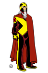 Magneto Redesign by EarthmanPrime