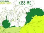 KISS ME by Ginjerr