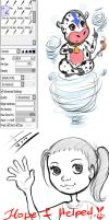SHADY SQUIGGLES: HOW I SQUIGGLE IN SAI by LittleMissSquiggles