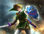Link: Challenge Awaits by EternaLegend