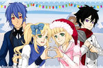 Wild ARMs XF Christmas 2013 by Daybreak-Adder