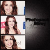 Photopack Miley #1 by JorEditionsResources