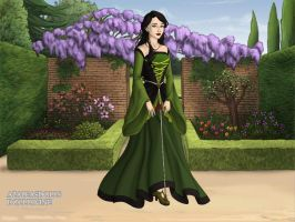 Elsa Shae,Mother Of Elina by JackieWinters