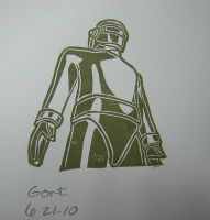 Gort by frykitty