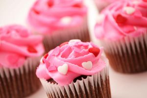 Valentine's Cupcakes by JoPang