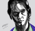 Sam Winchester (Jared) by focaloid
