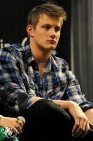 The Hunger Games - Alexander Ludwig - Cato 3 by rkhimages