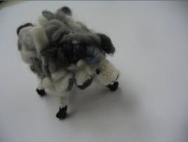 Mini Sheep of Awesome by forlorn-faerie