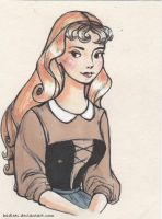 Briar Rose I Colour I by Hadlees