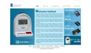 unitech by xtreamgraphic