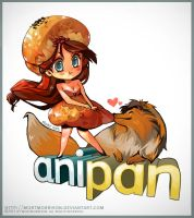 Support Anipan by MortMorrison