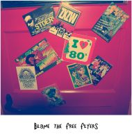 Blame The Free Flyers by sugarcoated-stock