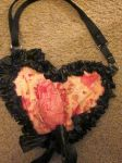 Broken Heart Purse by SelahJanel