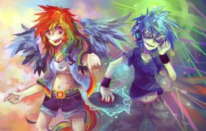 MLP: Power Duo by mosacd