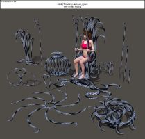 Candy Throne WIP 26 by Kreat3D