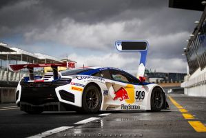 Mclaren MP4-12C GT3 Loeb Racing Team by alexisgoure