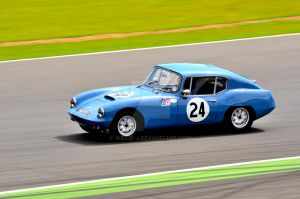 Elva Courier No 24 by Willie-J