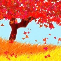 Fall wallpaper by EnclosedOne