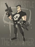 Punisher by tyrannus