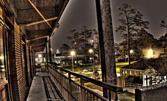 catwalks HDR play 2 by Obsidiax