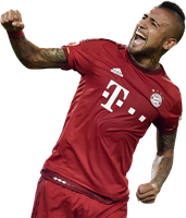 Arturo Vidal Render by PiaDesigns