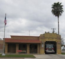 Laredo Fire Station 02 by acurmudgeon