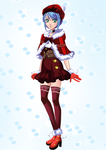 Christmas outfit 2015 by Runo2