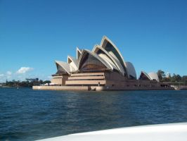 STOCK - Sydney Opera House 005 by Chaotic-Oasis-Stock