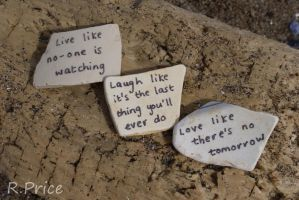 Live Laugh Love by Rhiallom