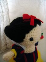 Hair black as ebony- Snow White by livetoletlive