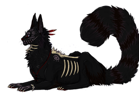 Voodoo's Design by ZombieMutt13