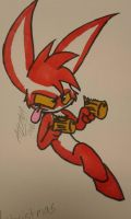 Trigger Happy w/ new markers by lpffpf