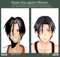 Meme before after by Absolute-King
