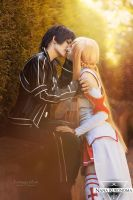 Sword Art Online Kiss by NanaKuronoma