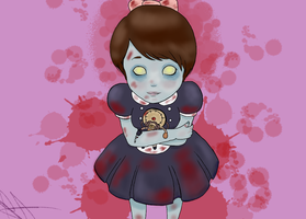little sister by UnholyRedRum