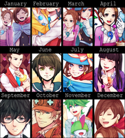2014 Art Summary by maesketch