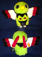 Xatu Pokedoll by ballerbandgeek