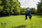 Jump Bing, jump! by FurryFursuitMaker