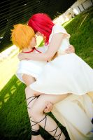 Alibaba and Morgiana - MAGI The Labyrinth of Magic by Shirokii