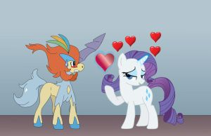 Happy Valentines Day, Keldeo by Phoenixdragon86