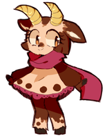Oh look my first furry character named Aiya by MisterCakerz