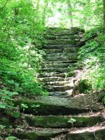 Old Stone stairs 2 by jldyr