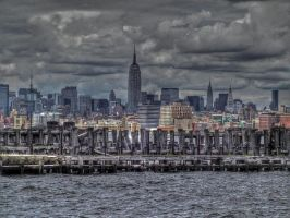 New York City HDR by AfroAfrican