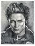 Robert Pattinson Edward Cullen by AthenaTT