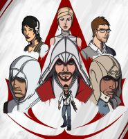 The Assassin Order by AntManTheMagnif