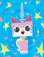 Unikitty by CraigArndt