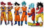 goku wallpapers by naironkr
